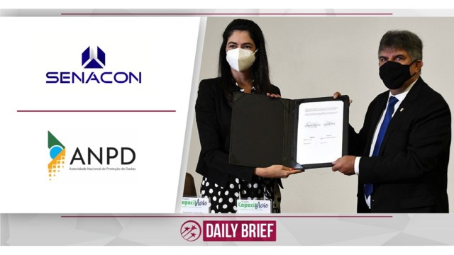 ANPD and SENACON Sign Cooperation Agreement