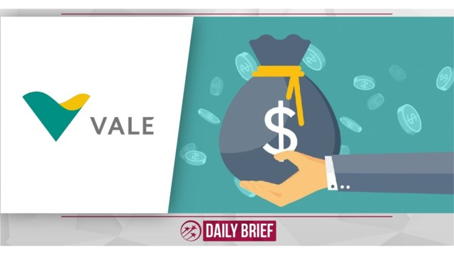 Vale Registers Record-Breaking R$30.5 Billion Profit in the First Quarter
