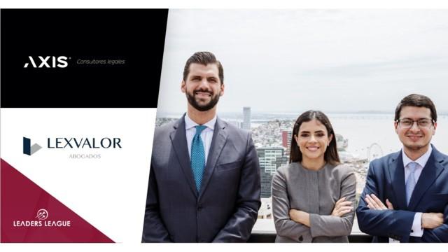 Ecuadorian law firms Lexvalor and Axis join forces