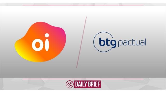 BTG to acquire Oi's fiber optic assets for R$12.9 billion