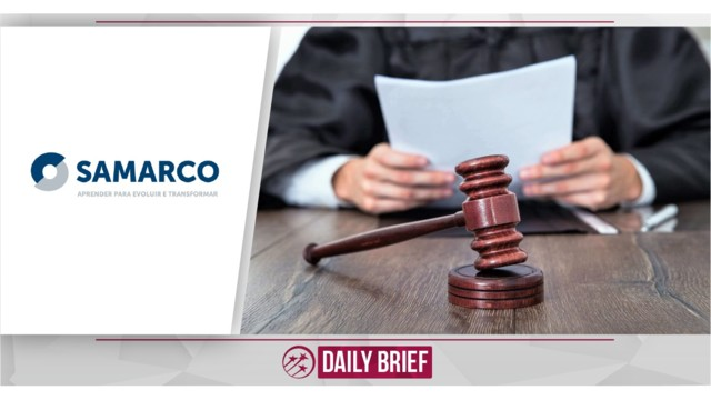 Samarco files for bankruptcy protection