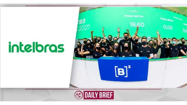 Intelbras raises R$1.3 billion in IPO