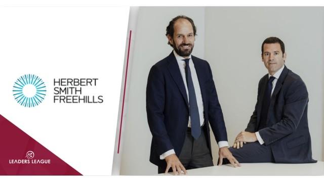 Herbert Smith Freehills names new head of EMEA corporate practice