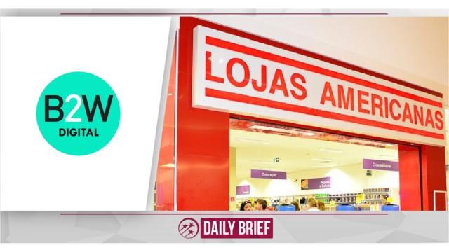 Lojas Americanas and B2W sign R$77 billion merger