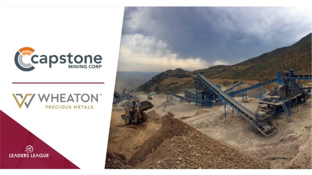 Capstone secures $290m financing agreement for Chilean mine