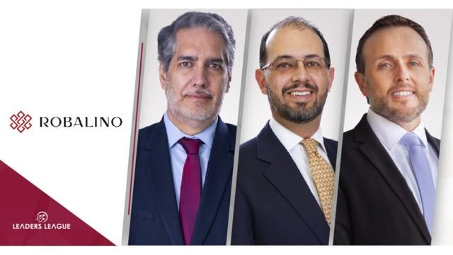 Ecuador's Robalino promotes three to partner