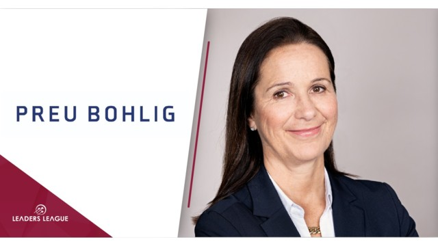 """Astrid Gérard: """" Preu Bohlig has been enforcing and defending the rights of clients for more than 60 years"""