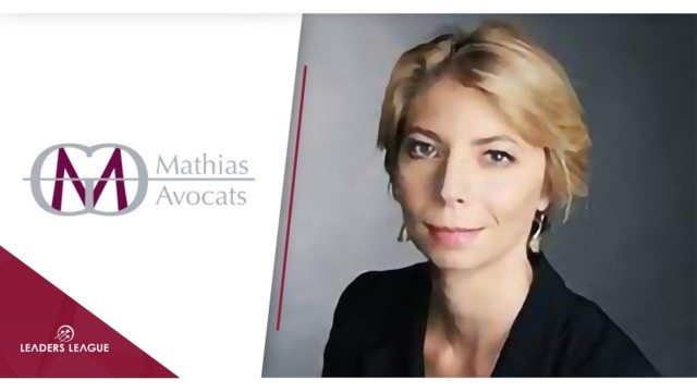 """Garance Mathias: """"Every company should be prepared for the eventuality of a cyber-attack"""""""