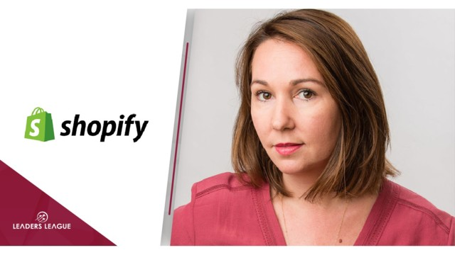 """Emilie Benoit-Vernay: """"The small businessperson is exactly who Shopify was designed to help"""""""