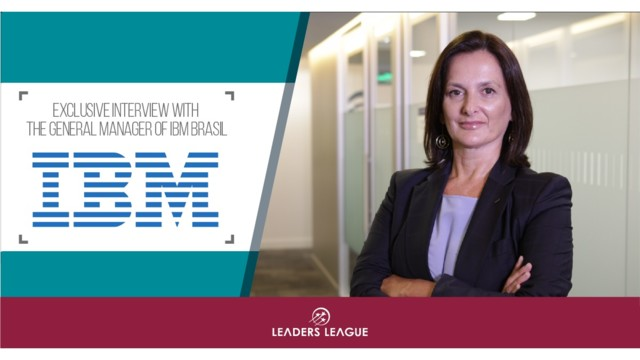 """Katia Vaskys: """"Open hybrid cloud will be the epicenter of corporate IT evolution"""""""
