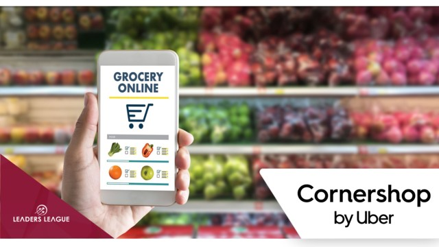 Uber acquires remaining stake in Cornershop