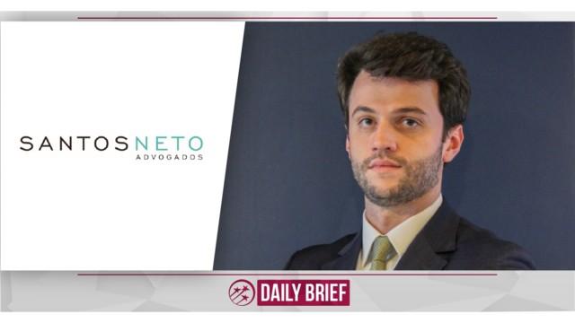 Matheus Zilioti Silva is Santos Neto's new partner of Capital Markets
