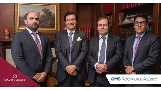 Colombia's CMS Rodríguez-Azuero integrates Sanabria & Andrade Abogados