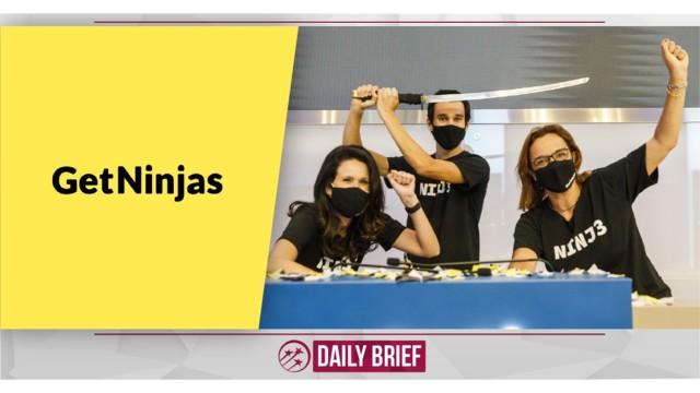GetNinjas raises R$ 550 million in B3 IPO