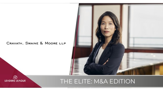 """Ting Chen: """"The US is so multicultural, its lawyers are attuned to cultural sensitivities in cross-border M&A"""""""