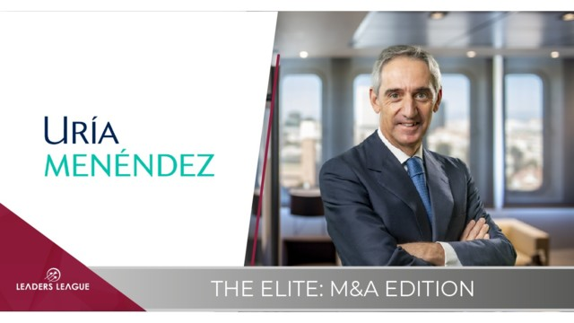 """Salvador Sánchez-Terán: """"The political impact of all strata of government is increasingly important in M&A"""""""