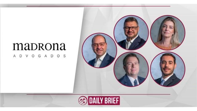 Madrona Advogados unveils five new partners