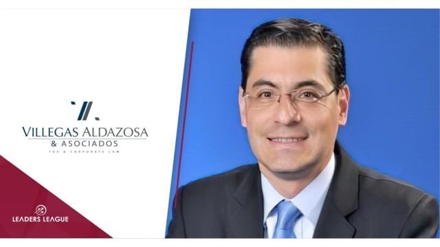 Villegas Aldazosa opens new office and appoints new partner