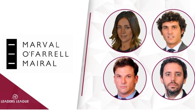 Marval O'Farrell Mairal promotes new partners