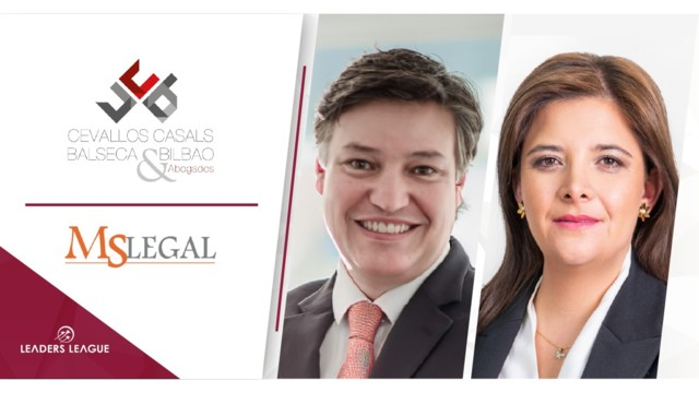 Ecuador's CCB Abogados and Colombia's MS Legal forge alliance