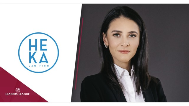 New partner appointment at Heka law