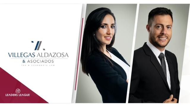 Villegas Aldazosa & Asociados announces Santa Cruz promotions