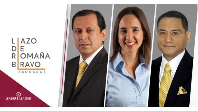 Peru's Lazo & De Romaña and EBS Abogados announce merger