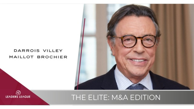 """Jean-Michel Darrois: """"The Veolia/Suez deal was our most difficult of the past decade"""""""