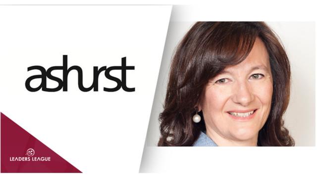 María José Menéndez elected to Ashurst's board of directors