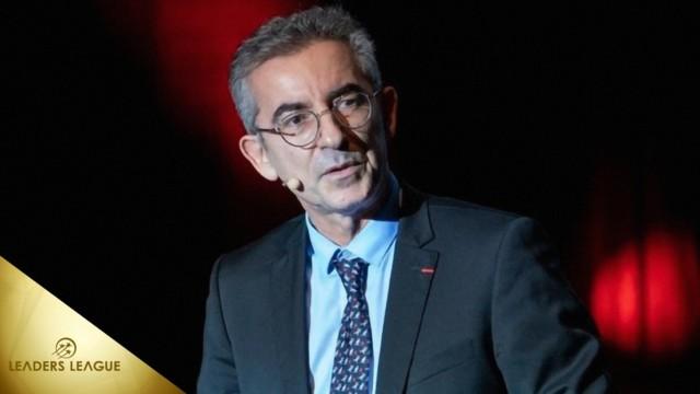 Top 100 Executives 2021 – Gilles Grapinet (CEO) Worldline