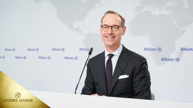 Top 100 Executives 2021 – Oliver Bäte (CEO) Allianz