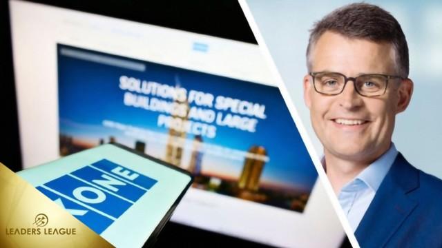 Top 100 Executives 2021 – Henrik Ehrnrooth (CEO) Kone