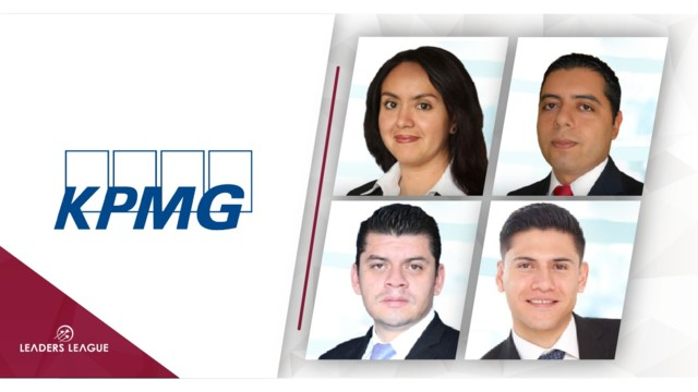 KPMG promotes four partners in Mexico