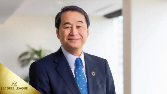 Top 100 Executives 2021 – Hisashi Ietsugu (CEO) Sysmex