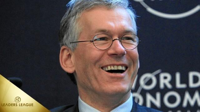 Top 100 Executives 2021 – Frans van Houten (CEO) Philips