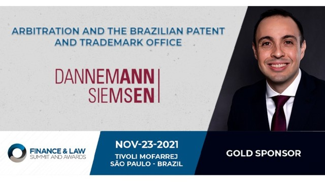 Arbitration and the Brazilian Patent and Trademark Office