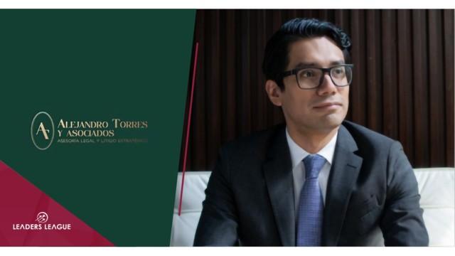 Mexico's Alejandro Torres y Asociados adds tax partner