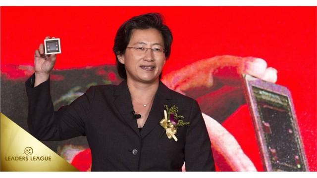 Top 100 Executives 2021 – Lisa Su (CEO) AMD