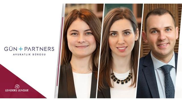 Turkey's Gün + Partners promotes three attorneys to partner