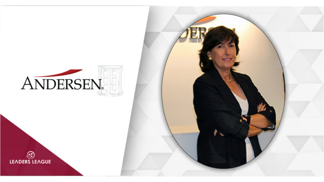 Victoria Caldevilla to head new European Committee for Diversity at Andersen