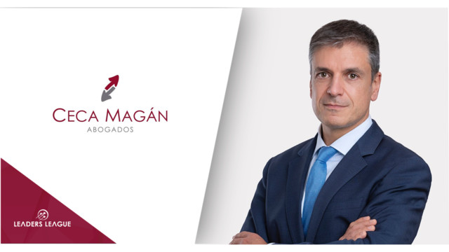 Spanish law firm Ceca Magán hires Jesús Carrasco for its litigation and arbitration practice