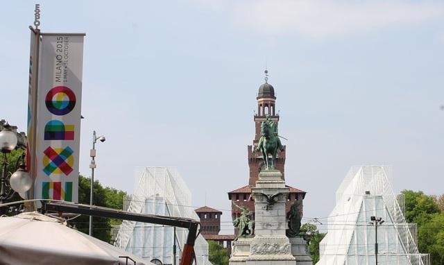 The Expo challenge.  A symbol of Italian Renaissance?