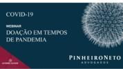 Pinheiro Neto Launches COVID-19 Pro-Bono Donation Practice