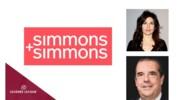 Simmons & Simmons' hires Bird & Bird partner Raquel Ballesteros