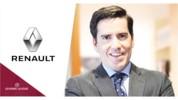 Carlos Menor, new legal director for Renault Spain