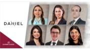 Daniel Law Announces Six New Partners