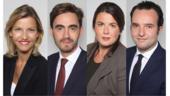 CMS accueille Cendrine Delivré et son équipe