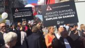 Avocats : mobilisation générale contre la réforme des retraites