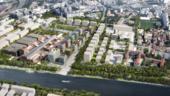 Le village olympique met le cap sur l'excellence environnementale avec Icade, la Caisse des Dépôts, Nexity et Eiffage