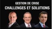 Gestion de crise : challenges et solutions